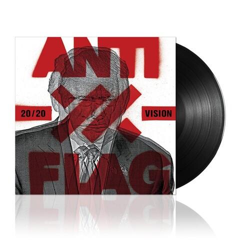 20/20 Vision von Anti-Flag - LP jetzt im Spinefarm Shop