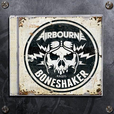 Boneshaker von Airbourne - CD jetzt im Spinefarm Shop