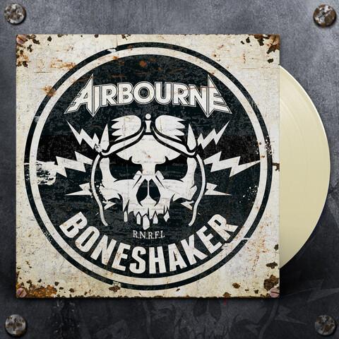 Boneshaker (Ltd. Ivory Colour Vinyl) von Airbourne - LP jetzt im Spinefarm Shop